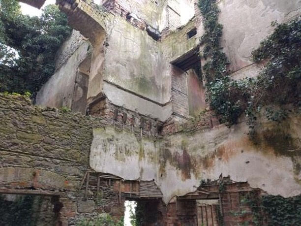 Grangemore House Ireland, Paranormal Resident, Haunted Press File Photo.